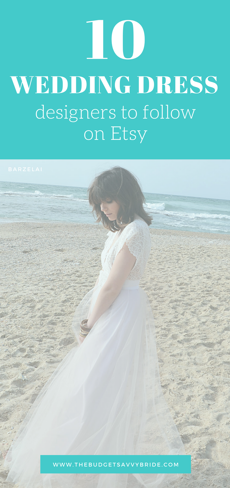 Looking for a truly unique and even handmade wedding gown? Consider the 100s of talented Etsy wedding dress designers available at the tip of your fingers.