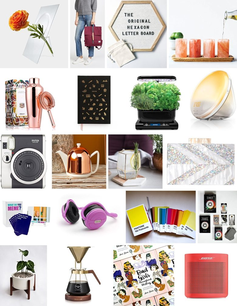 collage of items featured in this post