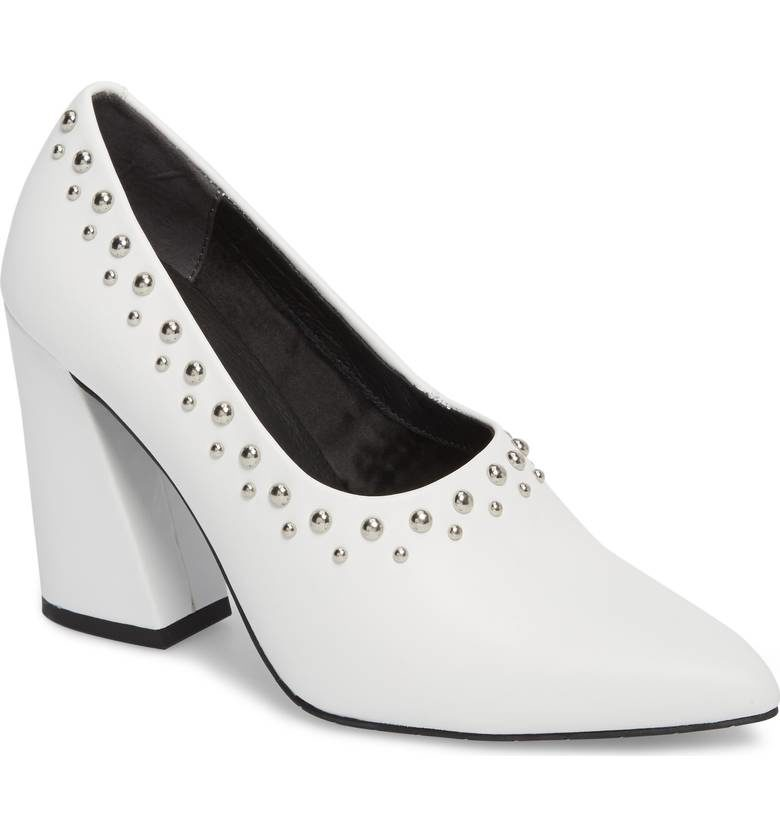 hi heel pumps from kenneth cole
